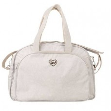 Bolso cambiador biscuit gris Tuc Tuc