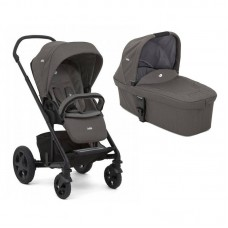 Joie Chrome Foggy Gray Silla+Capazo